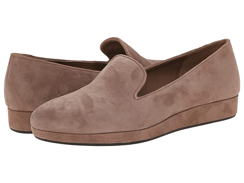 ECCO Auckland Loafer (Navajo Brown) Women