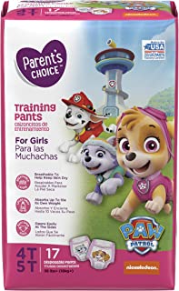 Training Pants for Girls