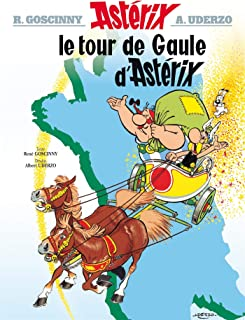 Astérix - Le tour de Gaule d'Astérix - n°5 (Aventure D'asterix) (French Edition)