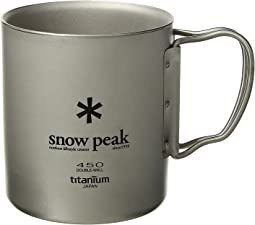 Titanium Double Wall 450 Mug