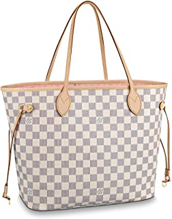 louis vuitton damier azur pink