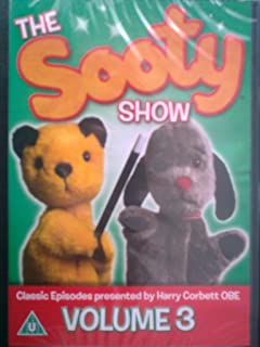 The Sooty Show Volume 3 [DVD]