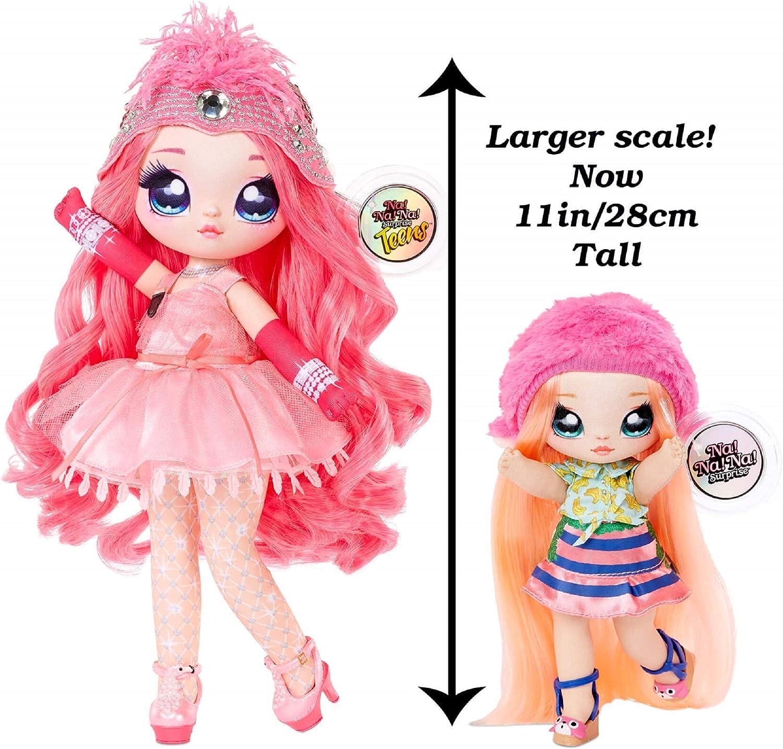 11 Soft Fabric Doll Dog Inspired Na Na Na Surprise 573890EUC Na Surprise Teens Fashion Rebel Dare