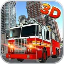 911 Fire Truck Rescue Driver Emergency Madness 3D: Rescue Simulator Adventure Mission Juego Gratis para Niños 2018