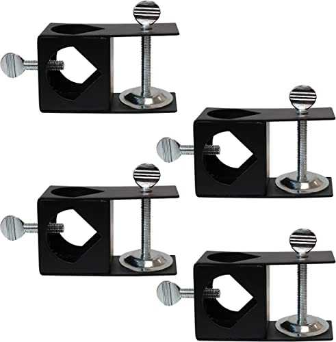 wholesale Sunnydaze popular new arrival Deck Clamp for Outdoor Torches, Set of 4 online