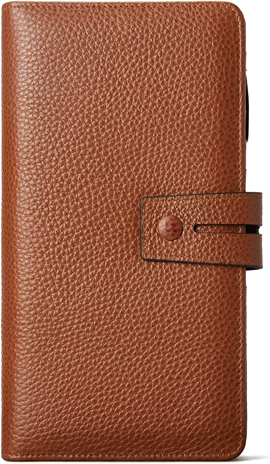 BOSTANTEN Womens Wallet Genuine Leather Translated Wallets Large 100% quality warranty! Capacity C