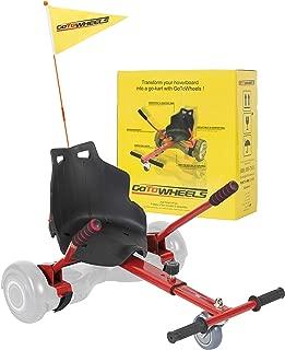 Adjustable Hoverboard Self Balancing Scooter Go Kart 6.5
