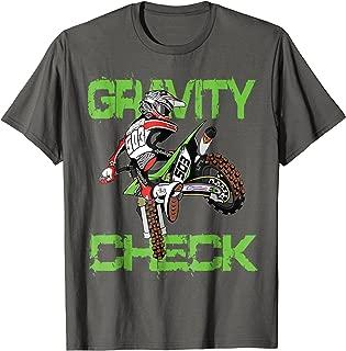 Dirt Bike Rider (Neon Green) Motocross T Shirt