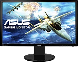"ASUS VG248QZ 24"" Gaming Monitor 144Hz Full HD 1080p 1ms DP HDMI DVI Eye Care (Renewed)"