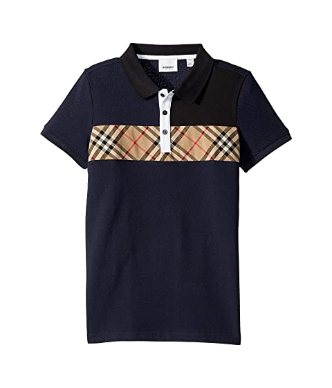 Burberry Kids Jeff Top (Little Kids/Big Kids)
