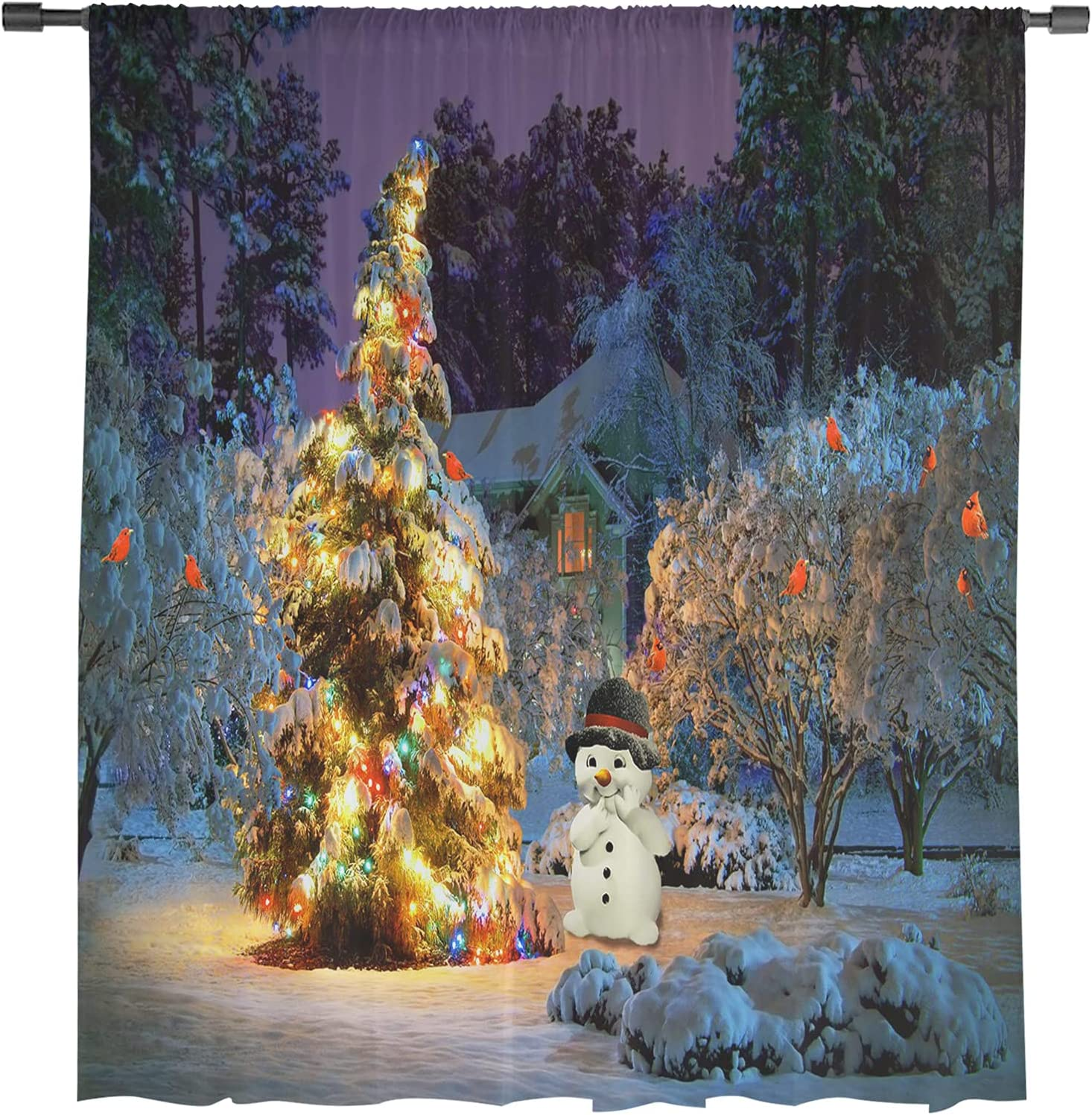 Los Angeles Mall Max 79% OFF Sheer Curtain Panel 52