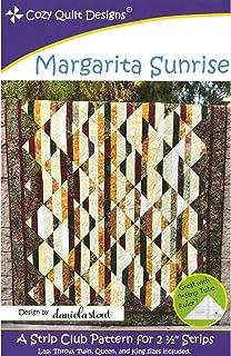 Timeless Treasures CQD01190 Margarita Sunrise Pattern