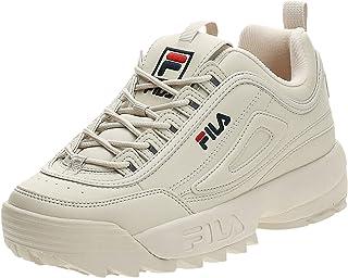 Fila Scarpe da Donna Sneaker Disruptor Low in Pelle 1010302-25Y
