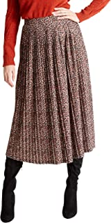 Balsamik - Falda Plisada para Mujer