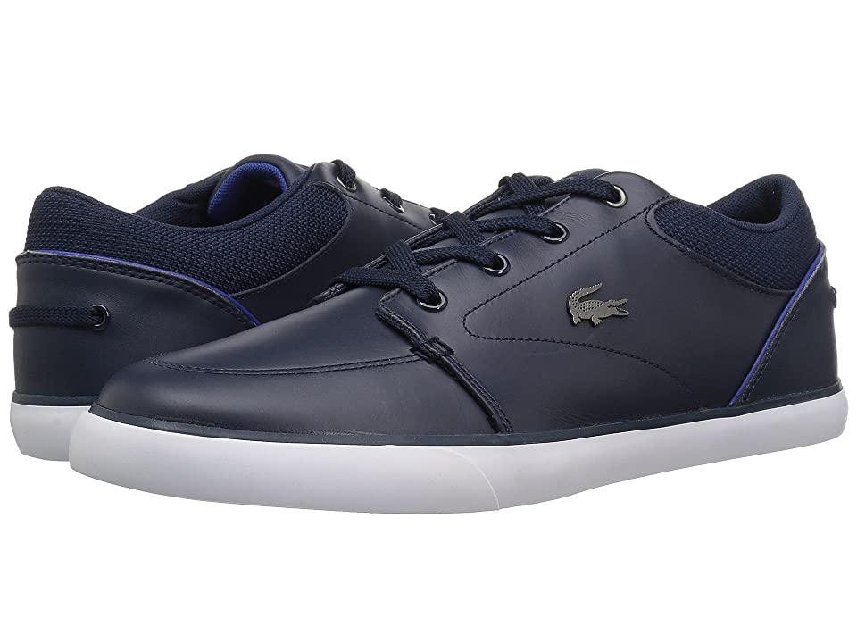 Lacoste Bayliss 318 2 (Navy/Dark Blue) Men