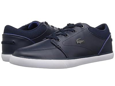 Lacoste Bayliss 318 2 (Navy/Dark Blue) Men