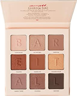 Barry M Bare It All Eyeshadow Palette, Bare It All, 1 count (ESP9)