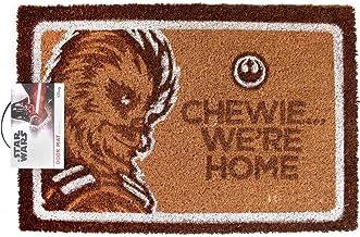 Star Wars Chewie. We're Home Door Mat | Official Merchandise