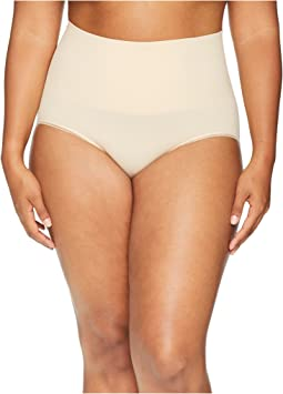 Plus Size Seamlessly Shaped Ultralight Brief