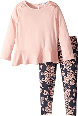 Flounce Top Set (Little Kids)