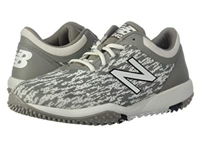 New Balance 4040v5 Turf (Grey/White) Men