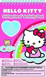 Hello Kitty Stickerland Activity Pad