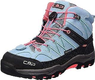 CMP Rigel Mid, Zapatos de High Rise Senderismo Niños Unisex Adulto