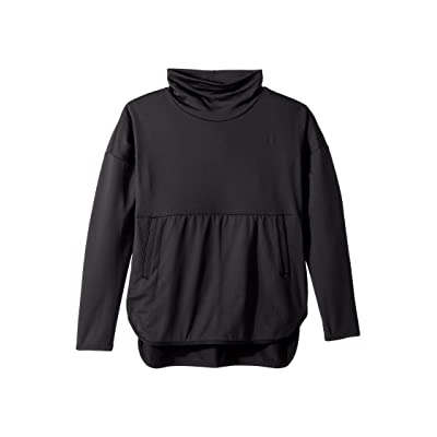 The North Face Kids Pamilia Poncho (Little Kids/Big Kids) (TNF Black) Girl