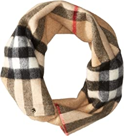 Exploded Check Snood (Youth)