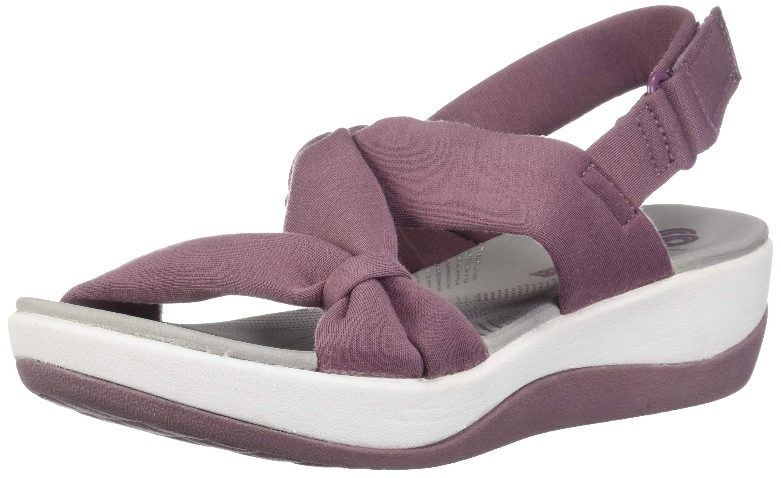CLARKS Womens Primrose Sandal Textile