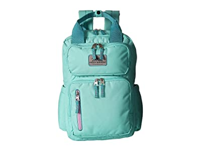 High Sierra Mindie Backpack (Aquamarine/Turquoise/Icedlilac) Backpack Bags