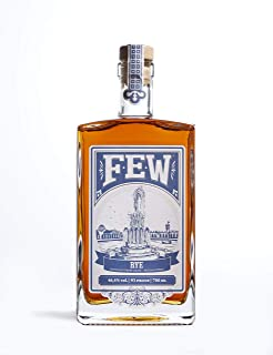FEW Rye Grain-Rye-Corn Whiskey 0.7 L
