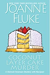 Coconut Layer Cake Murder (A Hannah Swensen Mystery Book 25) Kindle Edition