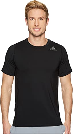 adidas - Alphaskin Sport Fitted Short Sleeve Tee