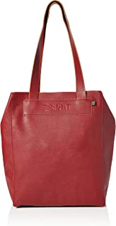 ESPRIT Damen 090ea1o319 Shopper, Einheitsgröße