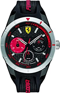 Ferrari Scuderia Redrev Mens Watch 0830254
