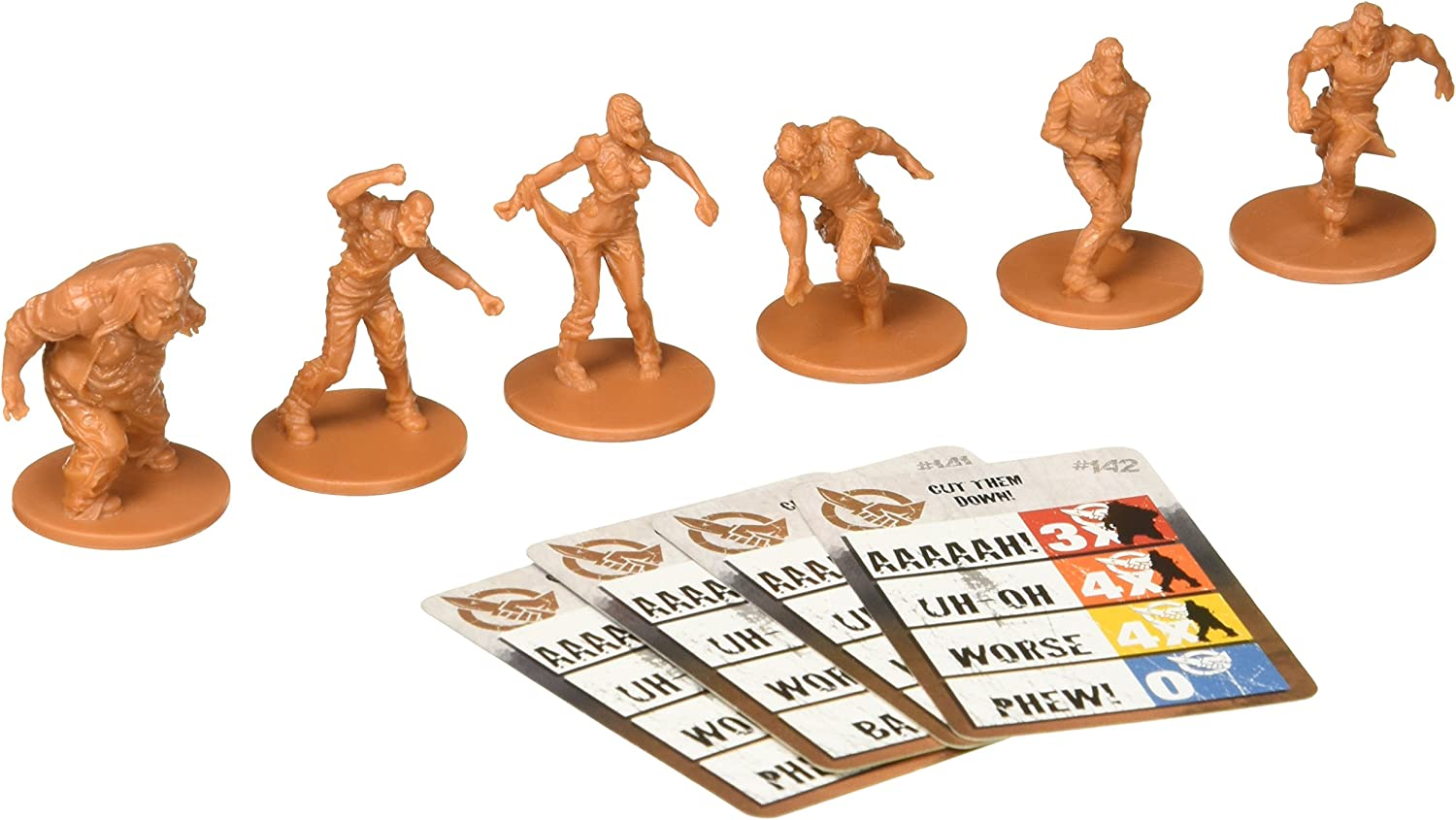 Max 46% OFF CMON Zombicide: Angry Zombies Soldering - Box of Zombie GUG017