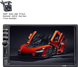 comprar comparacion X-REAKO radio de coche 2 DIN Car Stereo de 7 Pulgadas HD Pantalla Táctil Bluetooth Manos Libres Radio Auto FM / USB/AUX IN...