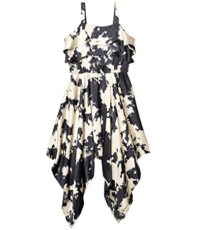 Bardot Junior Addy Hanky Dress (Big Kids) (Moody Tie-Dye) Girl