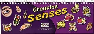 Flip Book, Tabbed, Grouping Senses