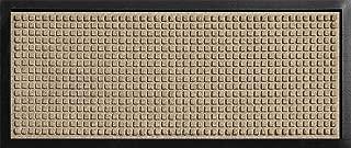 Hudson Exchange 4002 Waterhog Classic Boot Tray Mat, 34