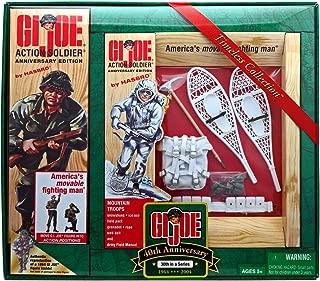 GI Joe Anniversary Edition Mountain Troops 12 Action Soldier Figure