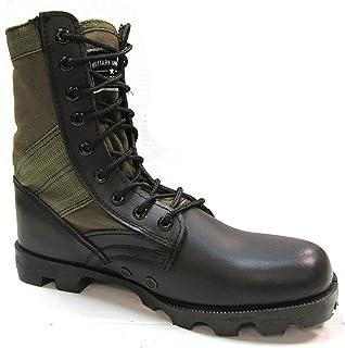 Military Uniform Supply O.D. Green Jungle Boots - Men`s Combat Boots