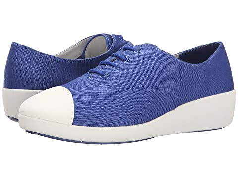 F-Pop Oxford Canvas™ FitFlop UxMeL0WhV