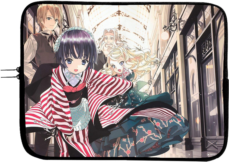 Croisée in a Rare Foreign Gorgeous Laptop Sleeve Anime Labyrinth