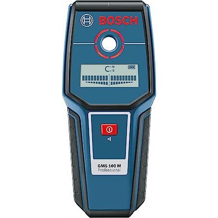Bosch Professional 0601081100 GMS 100 M Rilevatore di Metalli