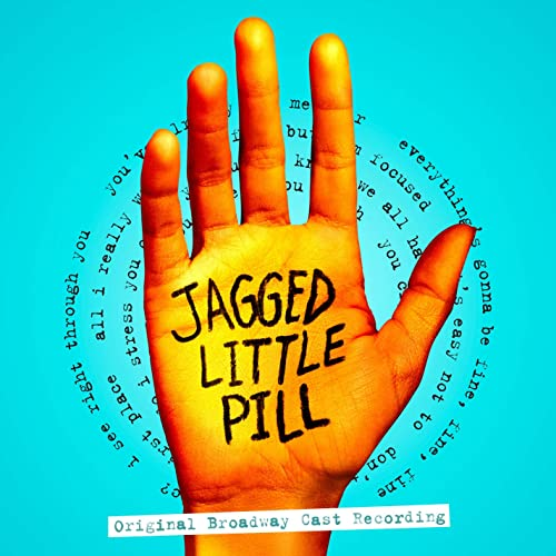 'Jagged Little Pill' cast recording