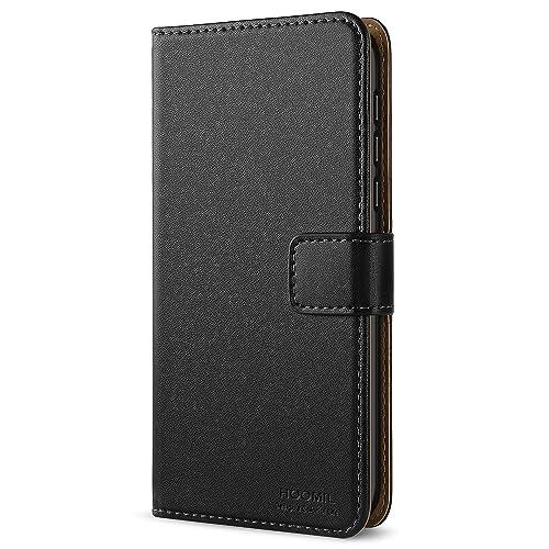 679c703d5141 HOOMIL Nokia 5 Case Premium Leather Case for Nokia 5 Phone Cover (Black)