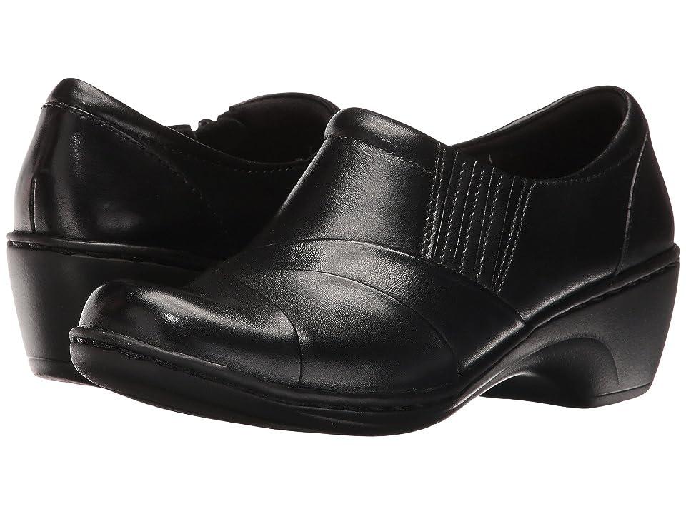 Clarks Channing Essa (Black Leather) Women