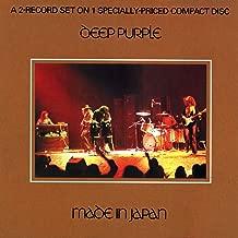 deep purple live in japan cd